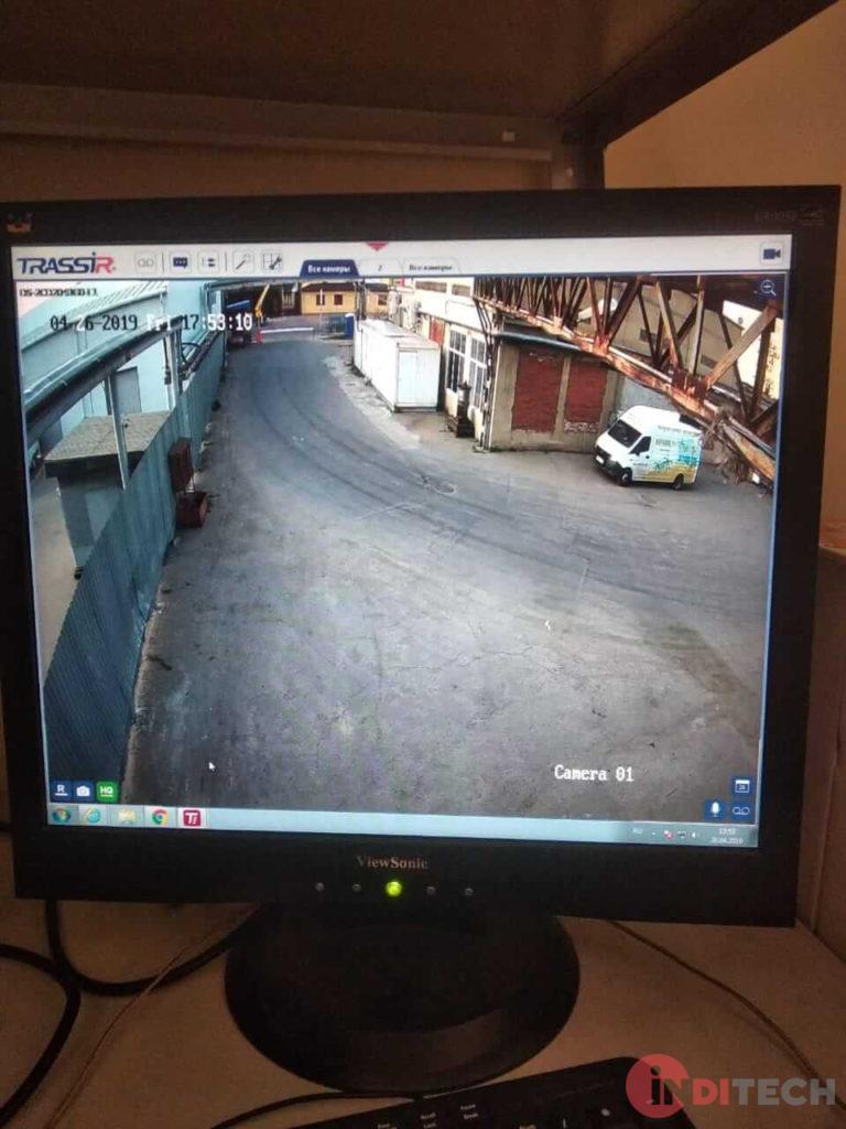 Видеонаблюдение в Краснодаре 13