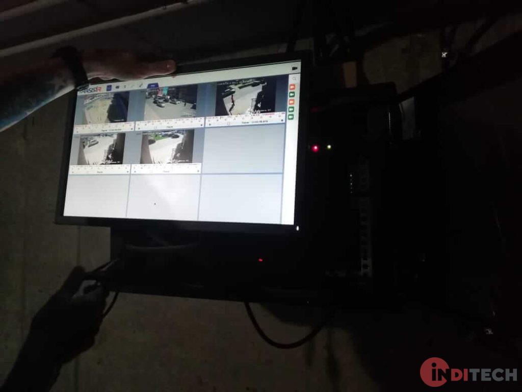Видеонаблюдение в Краснодаре 12
