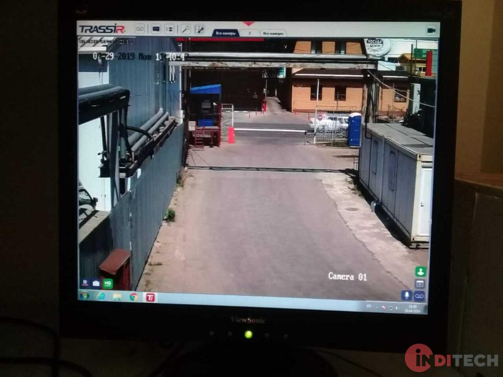 Видеонаблюдение в Краснодаре 22